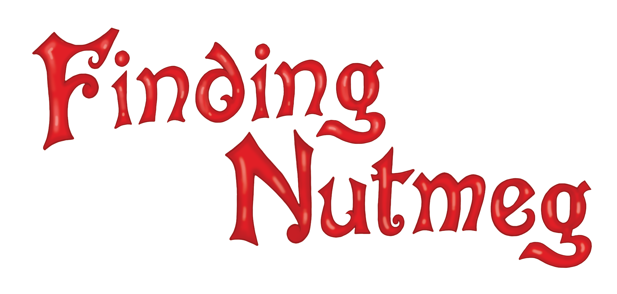 Finding Nutmeg Christmas Book